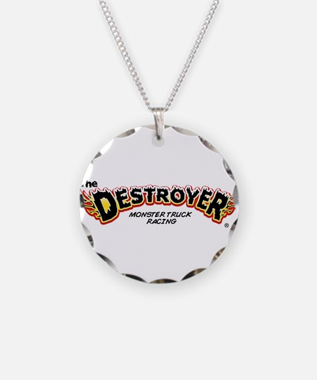 Classic Destroyer (light) Necklace