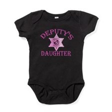 Policewives Baby Bodysuit