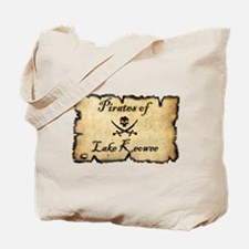 Cute Lake keowee Tote Bag