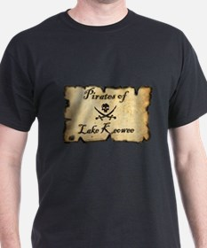 pirateslkkeowee T-Shirt