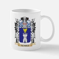 Suarez Coat of Arms - Family Crest Mugs