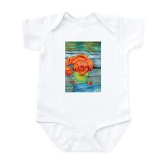 Yellow Vase Infant Bodysuit