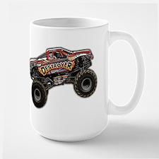 Classic Truck (light) Mugs