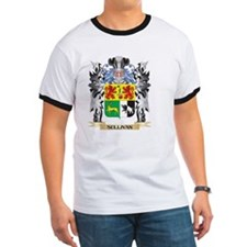 Sullivan Coat of Arms - Family Crest T-Shirt