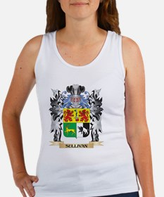 Sullivan Coat of Arms - Family Crest Tank Top