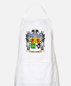 Sullivan Coat of Arms - Family Crest Apron