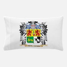 Sullivan Coat of Arms - Family Crest Pillow Case