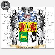 Sullivan Coat of Arms - Family Crest Puzzle
