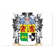 Sullivan Coat of Arms - F Postcards (Package of 8)