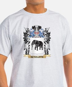 Sutcliffe Coat of Arms - Family T-Shirt