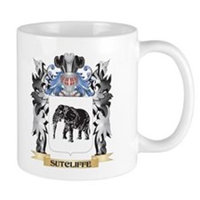 Sutcliffe Coat of Arms - Family Crest Mugs