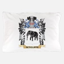 Sutcliffe Coat of Arms - Family Crest Pillow Case