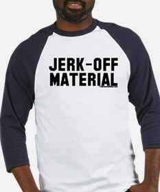 Jerk-Off Material Baseball Jersey