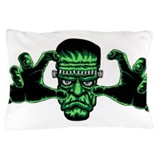 Frankenstien Monster Reaching Out Pillow Case