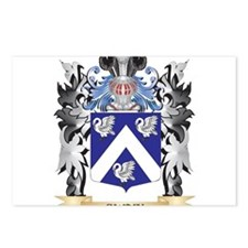 Swain Coat of Arms - Fami Postcards (Package of 8)