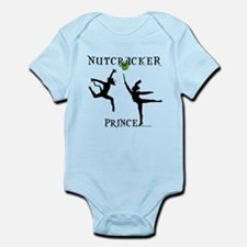 Cute Nutcracker ballet Infant Bodysuit