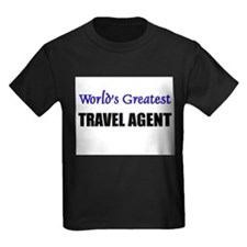 Worlds Greatest TRAVEL AGENT T