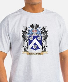 Swanson Coat of Arms - Family C T-Shirt