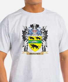 Sweeney Coat of Arms - Family C T-Shirt