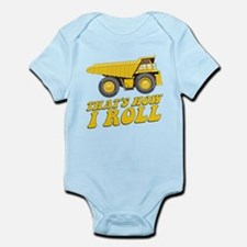 Dump Truck: That's How I Roll Body Suit