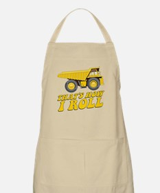 Dump Truck: That's How I Roll Apron