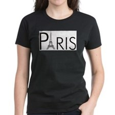 Paris Only Tee