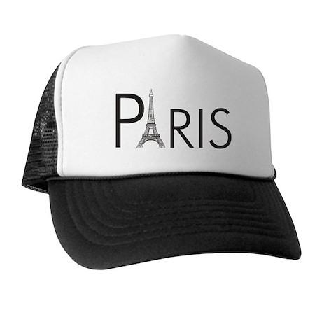 Paris Only Trucker Hat
