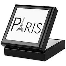 Paris Only Keepsake Box