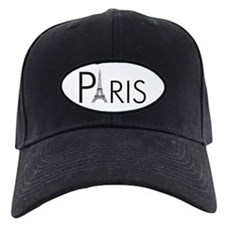 Paris Only Baseball Hat