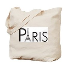 Paris Only Tote Bag