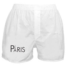 Paris Only Boxer Shorts