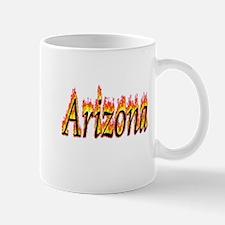 Arizona Flame Mugs
