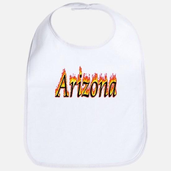 Arizona Flame Bib