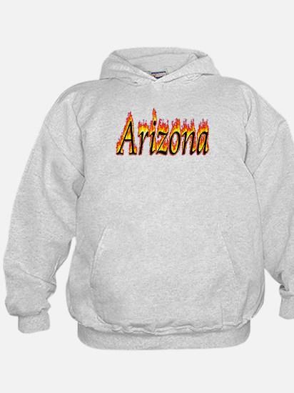 Arizona Flame Hoodie