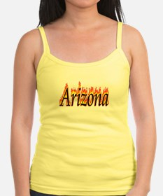Arizona Flame Tank Top