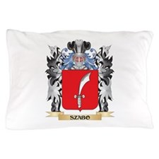 Szabo Coat of Arms - Family Crest Pillow Case