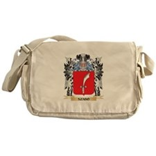 Szabo Coat of Arms - Family Crest Messenger Bag