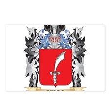 Szabo Coat of Arms - Fami Postcards (Package of 8)