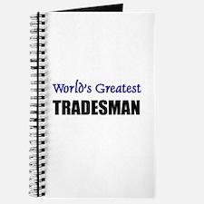 Worlds Greatest TRADESMAN Journal