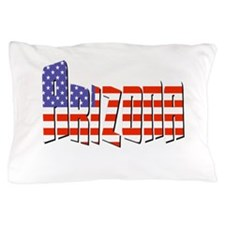 Patriotic Arizona Pillow Case