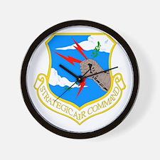USAF SAC Wall Clock