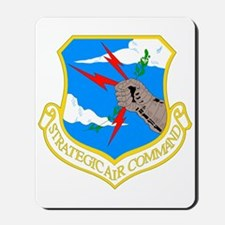 USAF SAC Mousepad