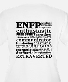 ENFP Champion Myers-Briggs Personality Type Plus S