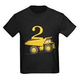 2nd birthday Kids T-shirts (Dark)