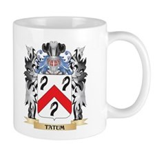 Tatum Coat of Arms - Family Crest Mugs