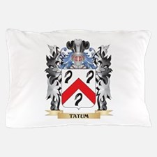 Tatum Coat of Arms - Family Crest Pillow Case