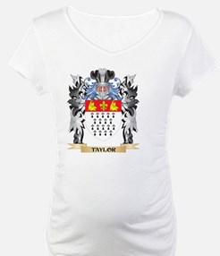 Taylor- Coat of Arms - Family Cr Shirt