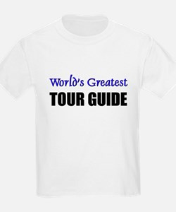 Worlds Greatest TOUR GUIDE T-Shirt