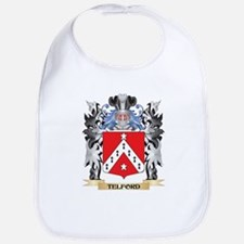 Telford Coat of Arms - Family Crest Bib