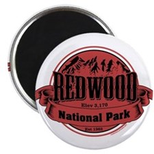 Cute National park oval Magnet